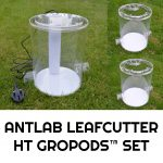 AntLab Leafcutter HT GroPods™ Starter Set + HydroTherm™ Heating